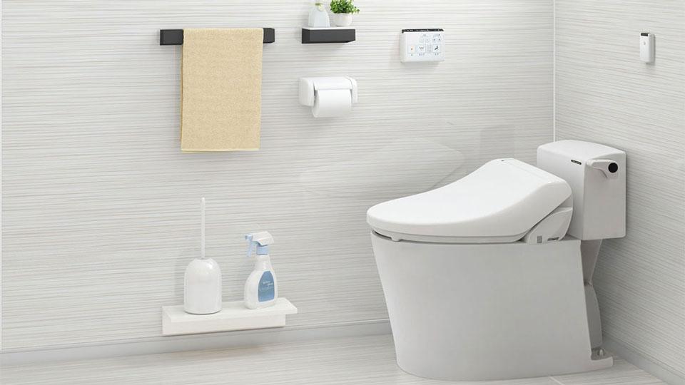トイレ空間をキレイに保つホーローの床と壁!汚れが染み込まず、ニオイも付かないトイレにオススメの素材をご紹介!!