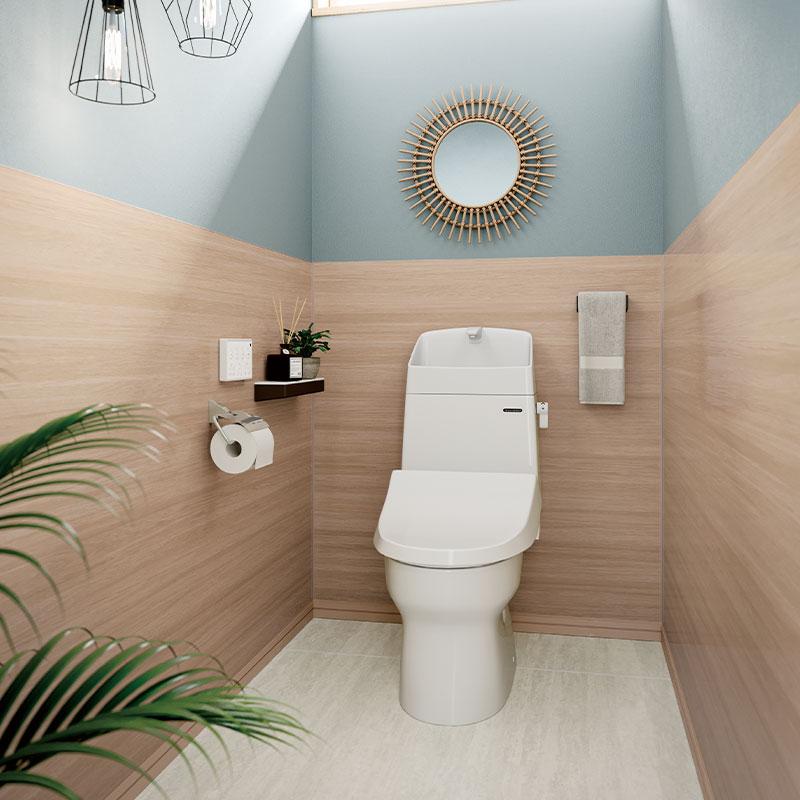 ホーロー素材のトイレパネルは、お掃除がしやすいだけじゃない!マグネットを使った便利な使い方や豊富なカラーバリエーションをご紹介!!